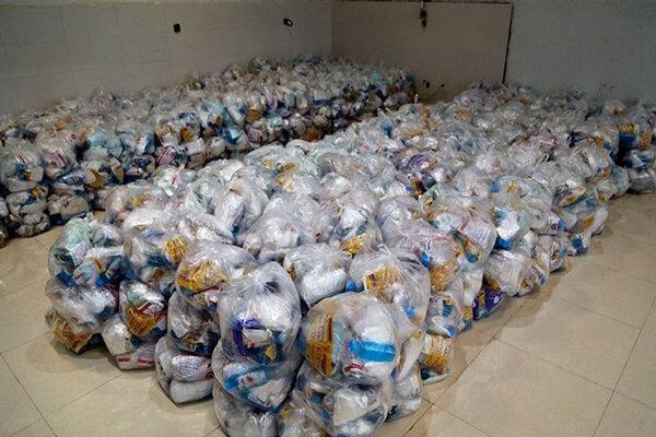 ۳۲۷۹ بسته اقلام بهداشتی بین ایثارگران استان قزوین توزیع شد