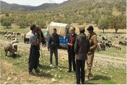اعزام دومین اکیپ مدیریت کنترل کوچ از سمیرم به استان فارس