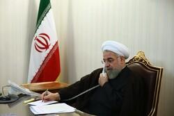 ایرانی صدر کی انڈونیشیا کے صدر سے ٹیلیفون پر گفتگو/ باہمی تعاون پر آمادگی کا اظہار