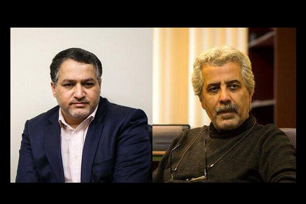 مدیرعامل بنیاد سینمایی فارابی به احمدرضا درویش پیام تسلیت فرستاد