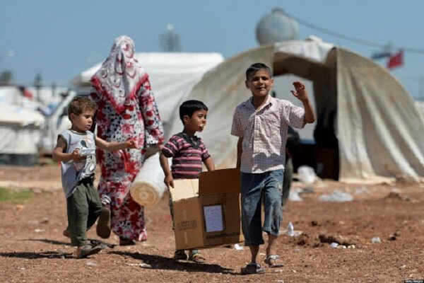Amerikan güçleri mülteci kamplarındaki koşulları daha da kötüleştiriyor