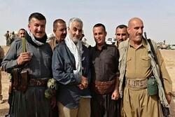 نقش سردار سلیمانی در جلوگیری از سقوط اقلیم کردستان عراق به دست داعش