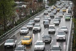 وضعیت ترافیک صبحگاهی بزرگراه های پایتخت