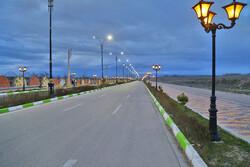 تردد وسایل نقلیه در محورهای استان مرکزی ۲۵ درصد کاهش داشت