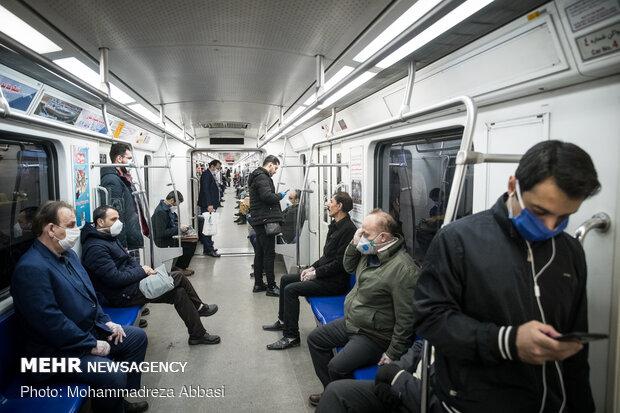 طرح اجباری شدن استفاده از ماسک در مترو اجرایی خواهد شد