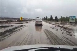 جاده سبزوار به تهران مجدداً مسدود شد