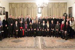 شورای جهانی کلیساها خواستار رفع تحریم ایران شد