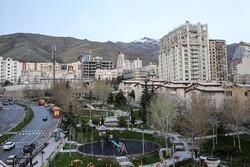 هوای قابل قبول برای تهران با شاخص ۸۸