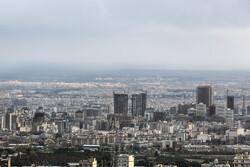 شاخص آلایندگی هوا در تهران روند صعودی دارد