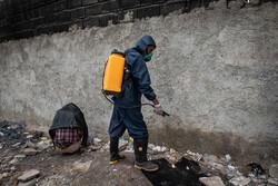 صوبہ فارس میں منشیات سے متاثرہ علاقوں میں کورونا کی روک تھام کے سلسلے میں اقدامات