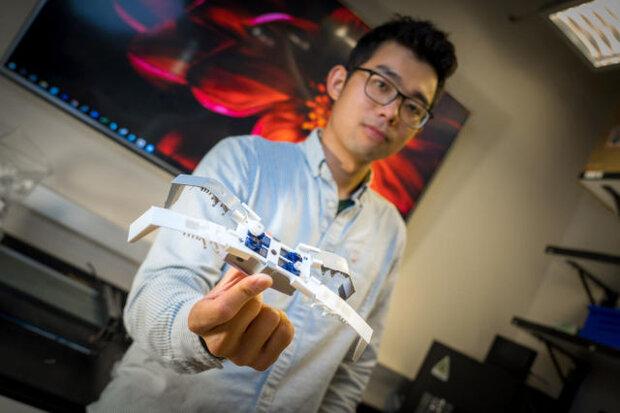 ابداع روش ارزان و سریع برای تولید نرم ربات