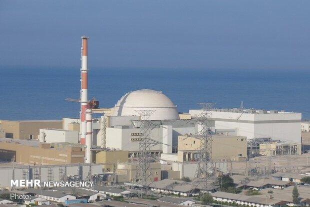نیروگاه اتمی بوشهر به شبکه سراسری برق کشور متصل شد