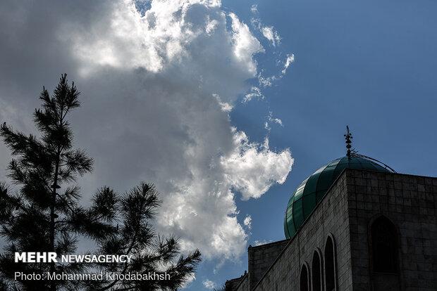 هوای امروز تهران