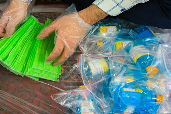 توزیع ۶۶۰ هزار بسته بهداشتی میان خانوادههای نیازمند