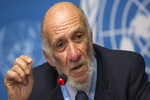 UN should stop watching unlawful events: Falk