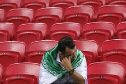 Iran football: us against us