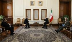 دیدار خداحافظی سفیر عراق در ایران با ظریف