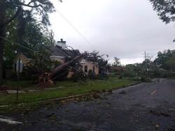 امریکہ میں طوفان سے 7 افراد ہلاک