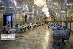 Iranian charity organization provides food, medical items to help combat coronavirus