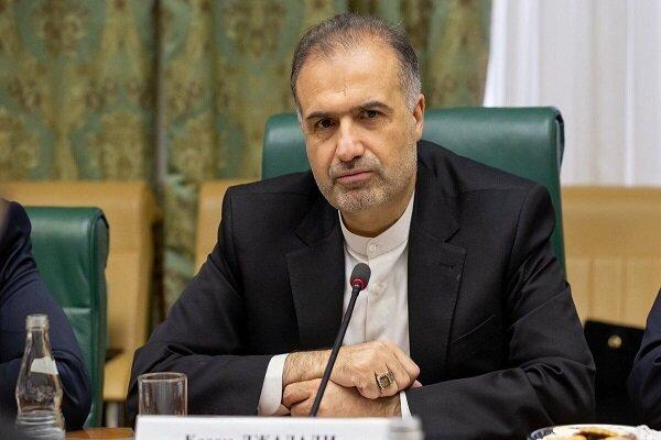 Extending arms embargo against Tehran to kill JCPOA: envoy