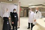 بررسی وضعیت ارائه خدمات به بیماران در بیمارستان بهار شاهرود