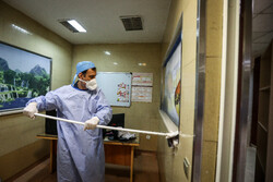 Tehran's Baghiyatallah hospital returning to pre-coronavirus days
