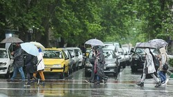Iran climate: wet spell or still short of rain?