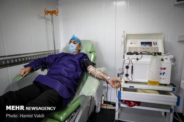 Baghiyatallah hospital returning back to pre-coronavirus days incrementally
