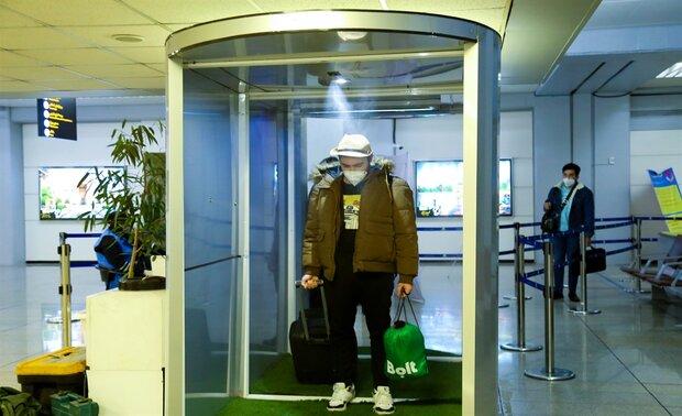 IKAC installs passenger disinfecting machines to combat coronavirus
