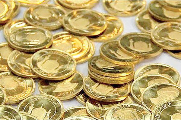 قیمت سکه ۲۳ دی ۱۳۹۹ به ۱۱ میلیون و ۱۹۰ هزارتومان رسید