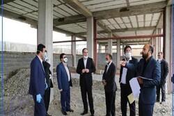افتتاح ساختمان ادارات خدمات رسان«شهرک امیریه»در هفته دولت