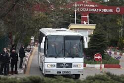 Türkiye Adalet Bakanlığı : 45 bin tahliye bekleniyor