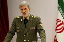 التعاون العسكري بين ايران وروسيا مبني على أساس الثقة المتبادلة