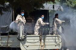 رزمایش دفاع بیولوژیک سپاه قدس گیلان در آستارا