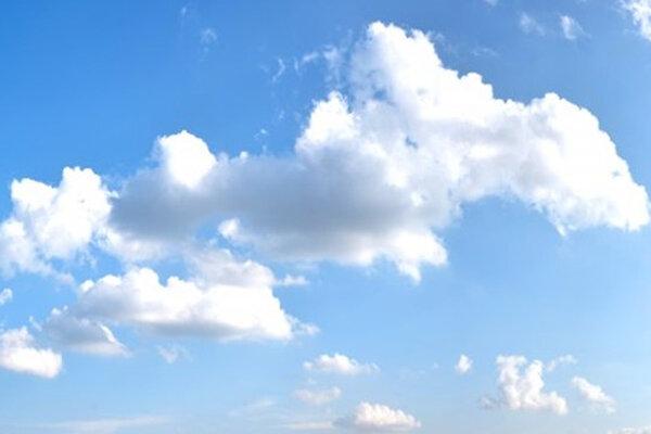 آسمان چهارمحال و بختیاری امروز صاف تا کمی ابری است
