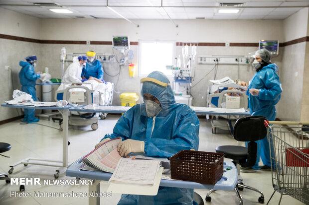 برگزاری کنکور دکتری کرونایی ها در بیمارستان