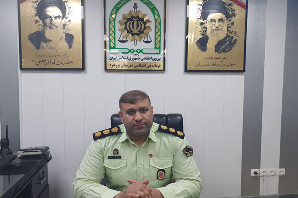 دستگیری سارقان احشام توسط پلیس بروجرد