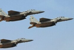 بمباران شبانه صنعا و چند استان دیگر یمن به دست ائتلاف سعودی