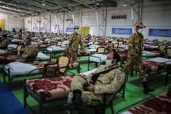 اهدای خون کارکنان ارتش