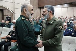 IRGC, Army not hesitate to strengthen deterrence, authority