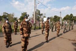 مراسم «رژه خدمت» به مناسبت روز ارتش در قزوین برگزار شد