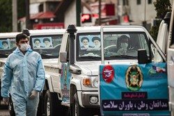 """İran'da """"Ulusal Ordu Günü"""" böyle anıldı"""
