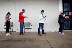 تعداد بیکاران ناشی از کرونا در آمریکا در واقع ۴۰ میلیون نفر است