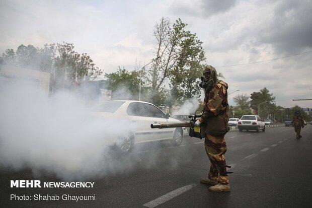 """Army's """"Service Parade"""" in Tehran"""