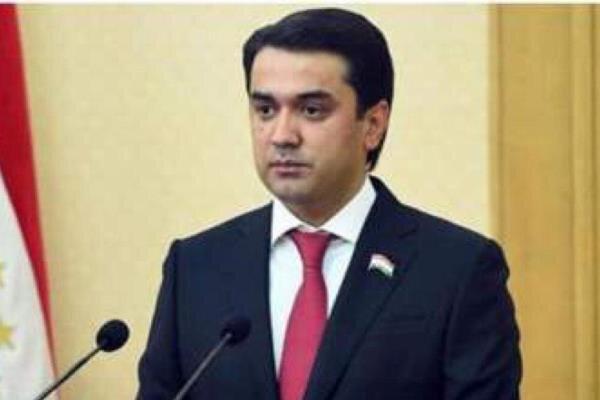 Tajik Senate speaker felicitates Ghalibaf on election as new Parl. Speaker