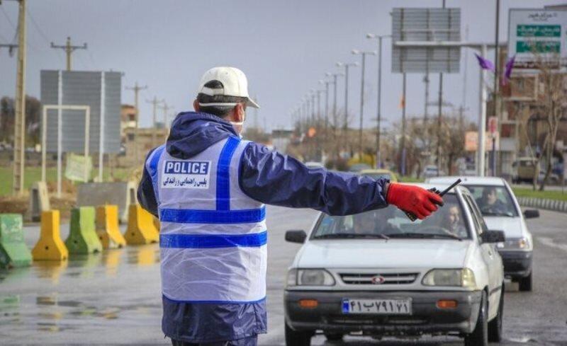5 هزار خودرو ناقض قانون در زنجان جریمه شدند