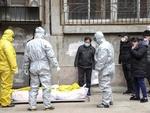 پاکستان میں کورونا وائرس سے اب تک 1317 افراد ہلاک