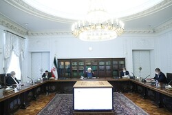 Rouhani praises people's coop., support in observing health protocols