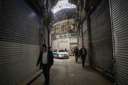 بازار تهران شنبه ۳۰ فروردین