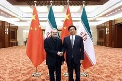 Parl. backs strategic, friendly Iran-China ties: Larijani